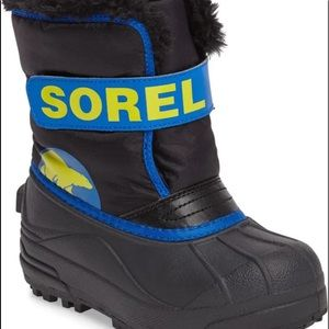 SOREL SNOW COMMANDER BOOTS SIZE 13